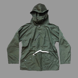 THE ADVENTURER  LIGHTWEIGHT SMOCK - OLIVE