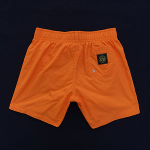 N.S.C SWIM SHORT MK2 - ORANGE