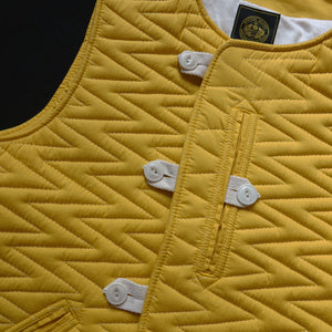 BODY WARMER TYPE 2 - YELLOW