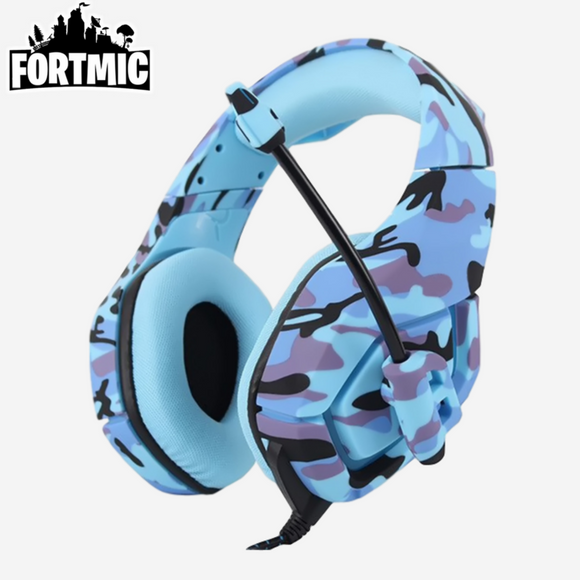 FortMic™ Headset - Blue Limited Edition