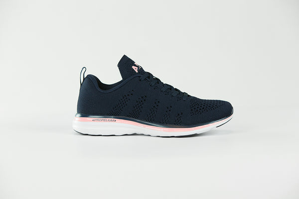 Men's TechLoom Pro Midnight / Gossamer Pink / White