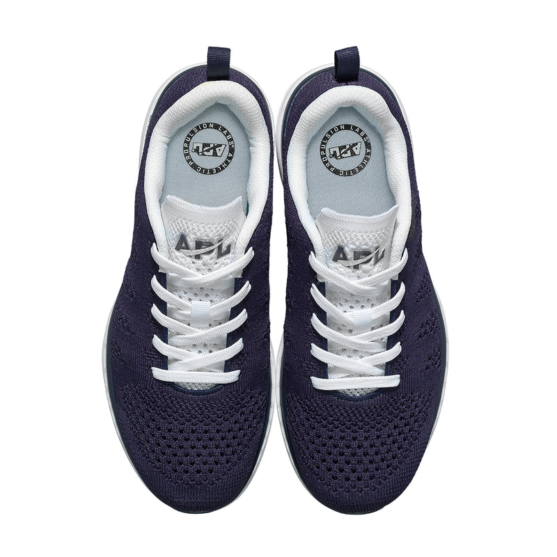 Men's TechLoom Pro Navy / White / White