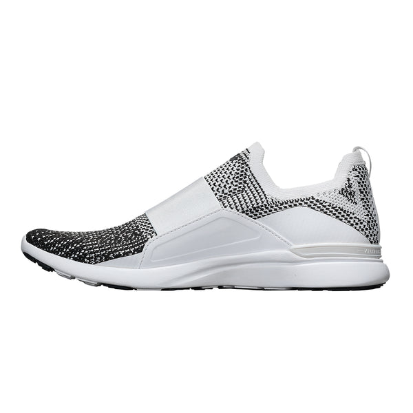 Men's TechLoom Bliss White / Black / Ombre
