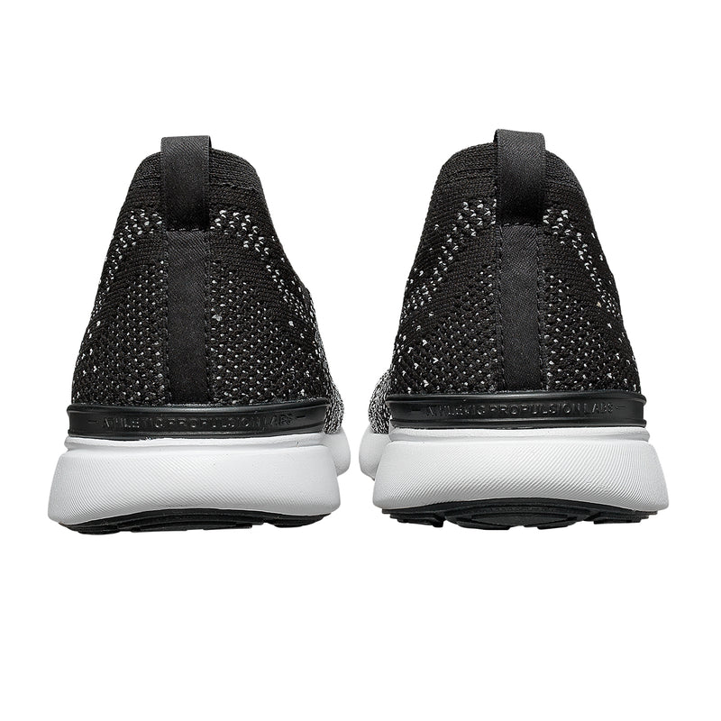 Men's TechLoom Breeze Black / White / Ombre