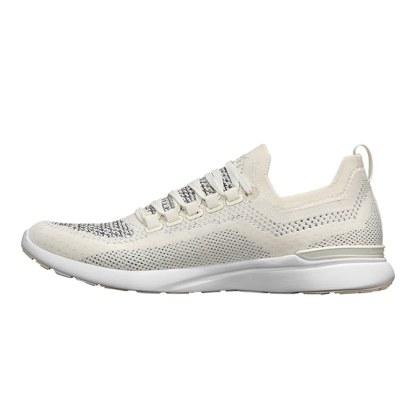 Men's TechLoom Breeze Pristine / Heather Grey / White