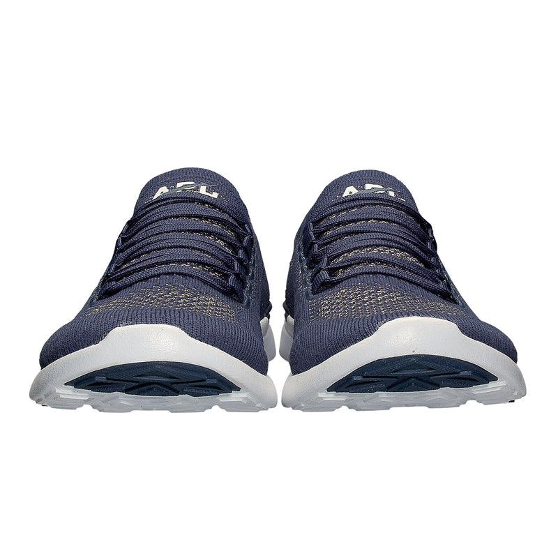 Men's TechLoom Breeze Navy / Metallic Gold / White