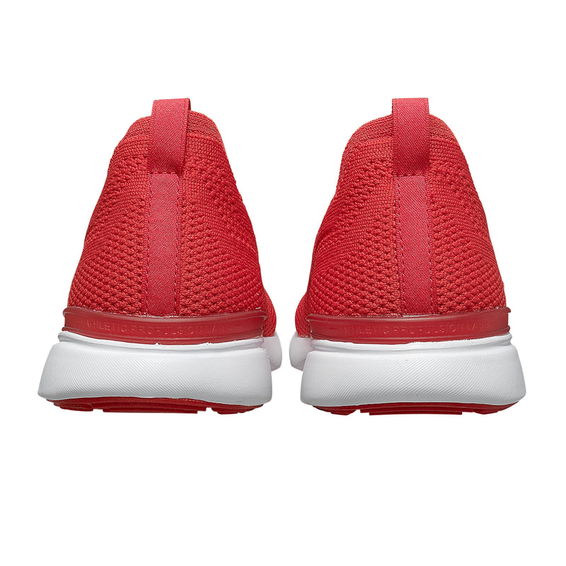 Men's TechLoom Breeze Red / White