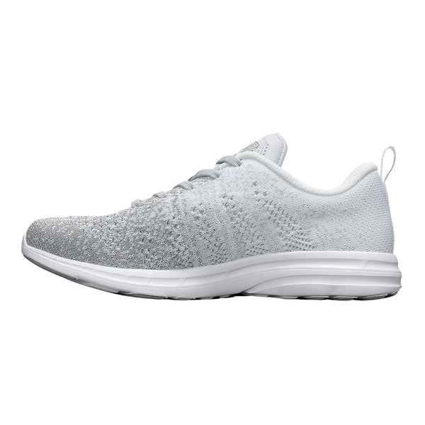 Women's TechLoom Pro Metallic Silver / White / Ombre