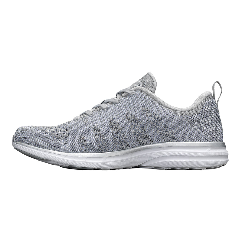 Women's TechLoom Pro Metallic Silver / Faded Lavender / White