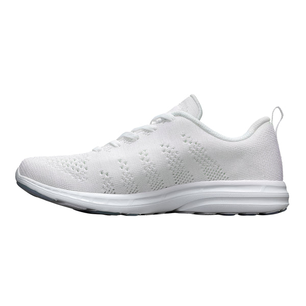 Women's TechLoom Pro White / Metallic Pearl