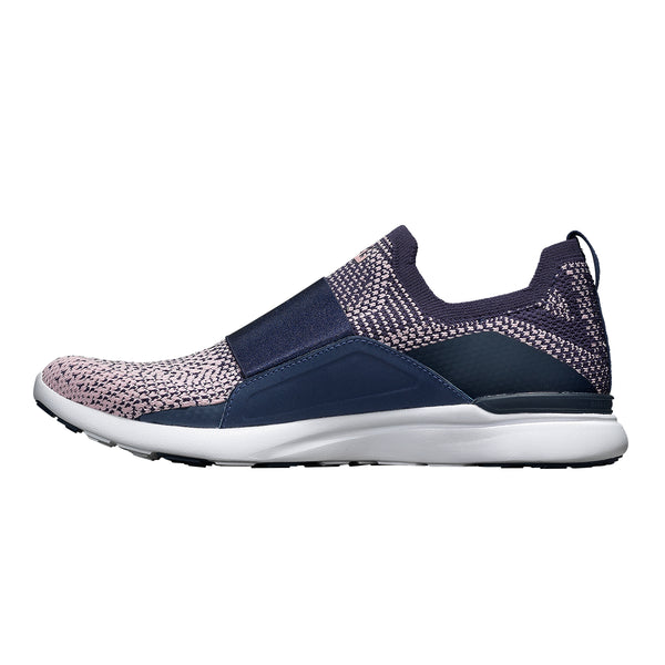 Women's TechLoom Bliss Navy / Dusty Rose / White