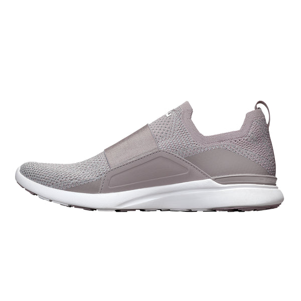 Women's TechLoom Bliss Mauve / Metallic Silver / White