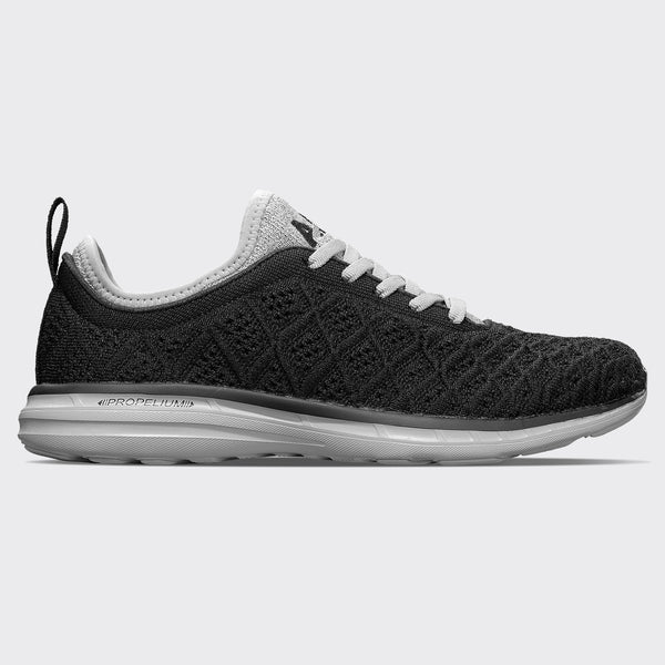 Men's TechLoom Phantom Black / Reflective Silver