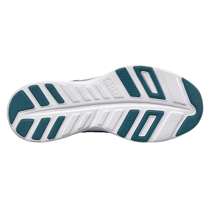 Men's TechLoom Phantom Hydro / White