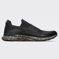 Men's TechLoom Bliss Black / Metallic Speckle