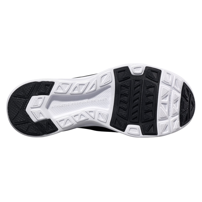 Men's TechLoom Bliss White / Black / White