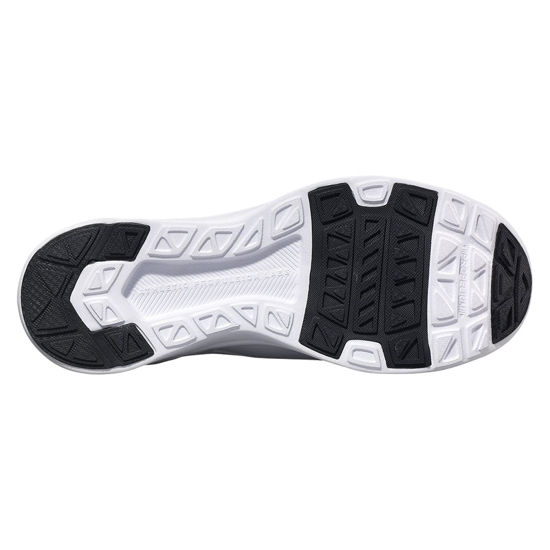 Men's TechLoom Bliss White / Black / Black