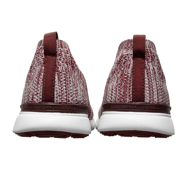 Men's TechLoom Breeze Burgundy / White / Melange