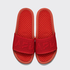 Men's Big Logo TechLoom Slide Paprika