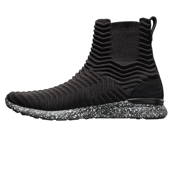 Men's TechLoom Chelsea Black / White / Pristine
