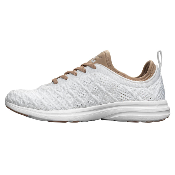 Women's TechLoom Phantom White / Almond