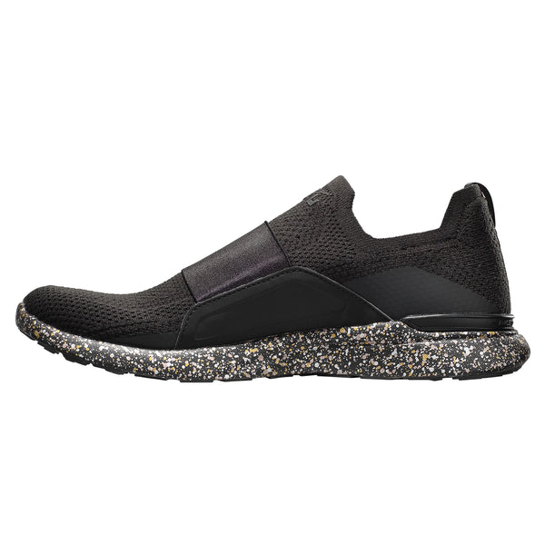 Women's TechLoom Bliss Black / Metallic Speckle
