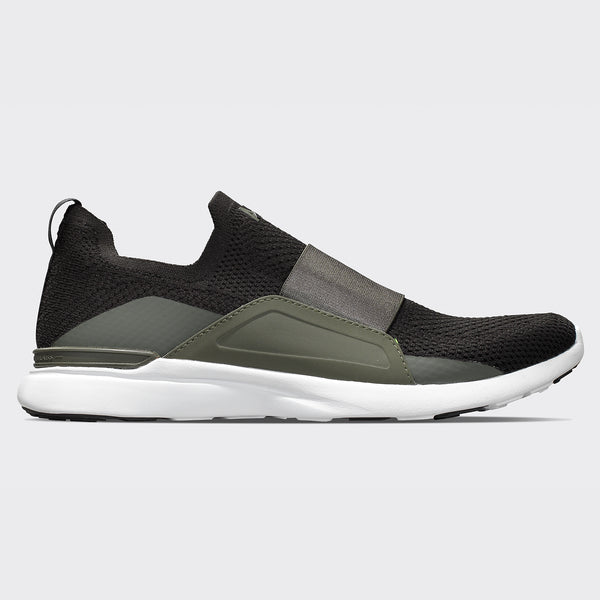 Women's TechLoom Bliss Black / Fatigue / White