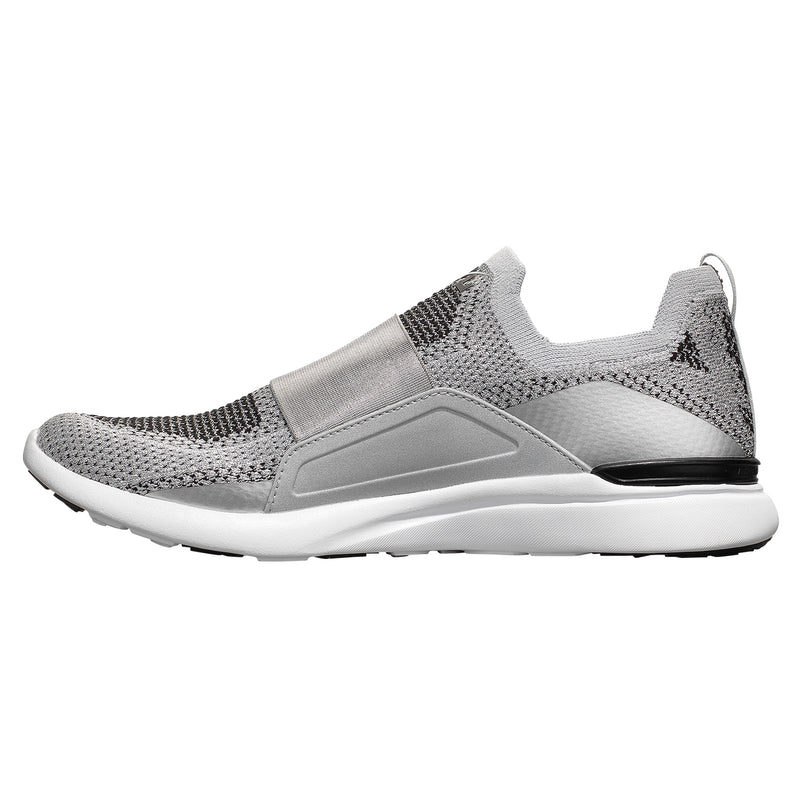 Women's TechLoom Bliss Metallic Silver / White / Black