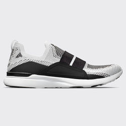 Women's TechLoom Bliss White / Black / White