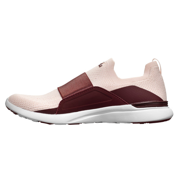 Women's TechLoom Bliss Nude / Burgundy / White