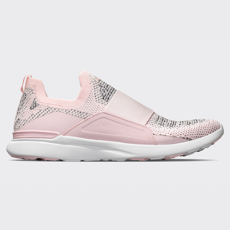 Women's TechLoom Bliss Bleached Pink / Heather Grey / White