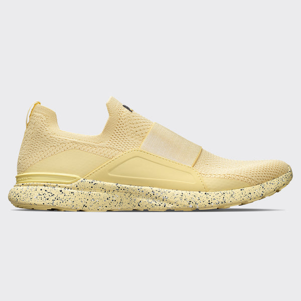 Women's TechLoom Bliss Lemon Zest / Navy / White