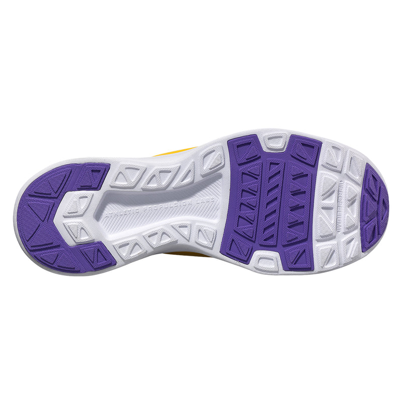 Women's TechLoom Bliss Racing Yellow / Electric Purple / White