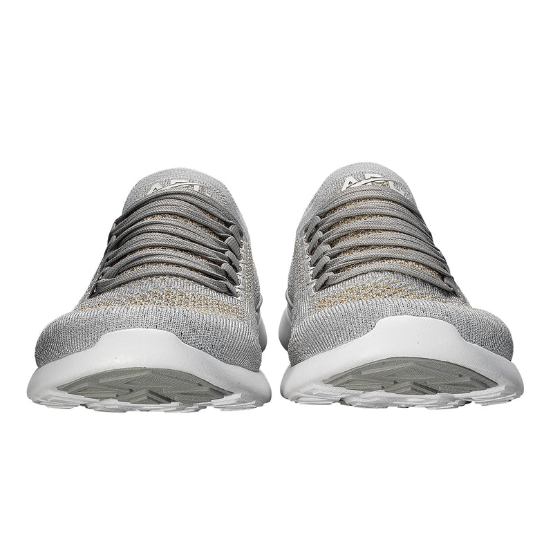 Women's TechLoom Breeze Metallic Silver / Metallic Gold / White