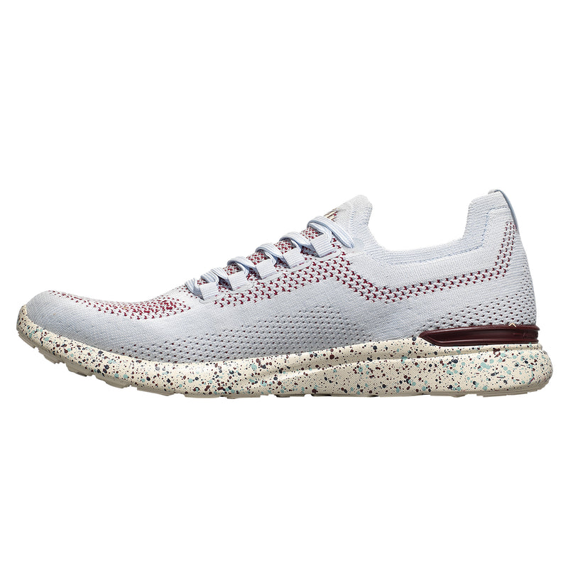 Women's TechLoom Breeze Ice / Burgundy / Pristine