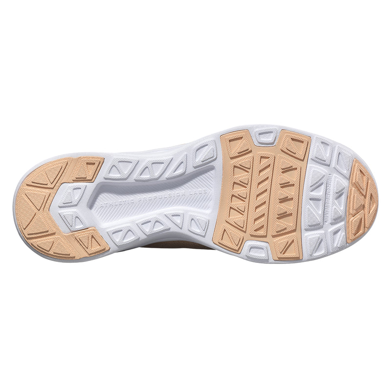Women's TechLoom Breeze Sunkissed / Heather Grey / White
