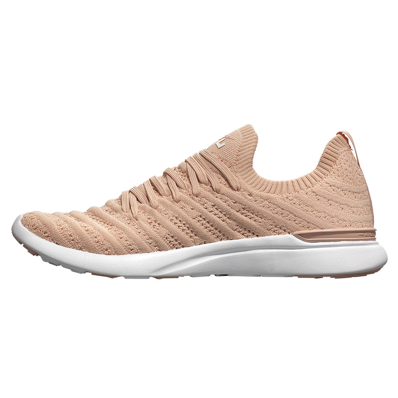 Women's TechLoom Wave Simply Rose / White
