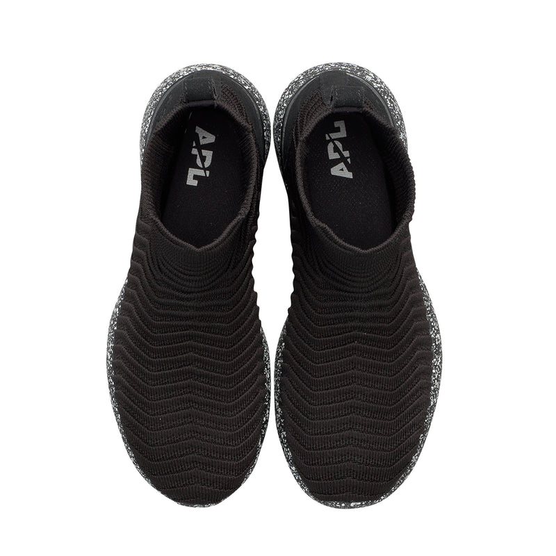 Women's TechLoom Chelsea Black / White / Pristine