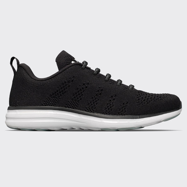 Men's TechLoom Pro (Hickies) Black / White / Multi