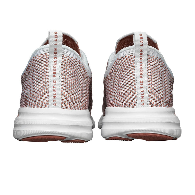 Men's TechLoom Pro White / Redwood