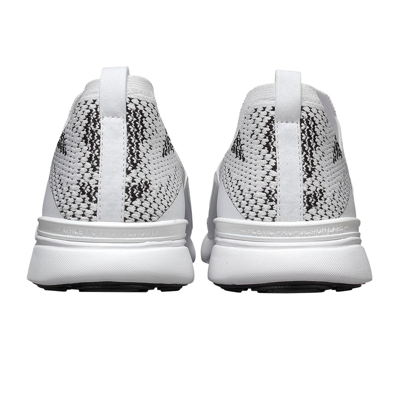 Men's TechLoom Bliss White / Black