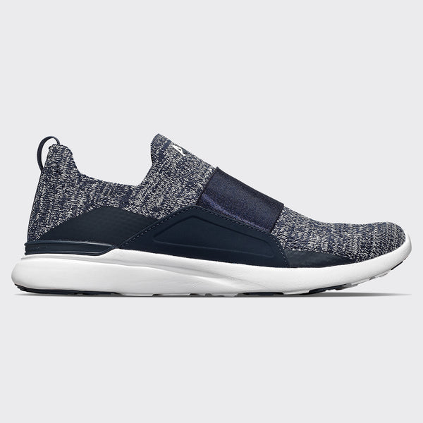 Men's TechLoom Bliss Midnight / White / Melange