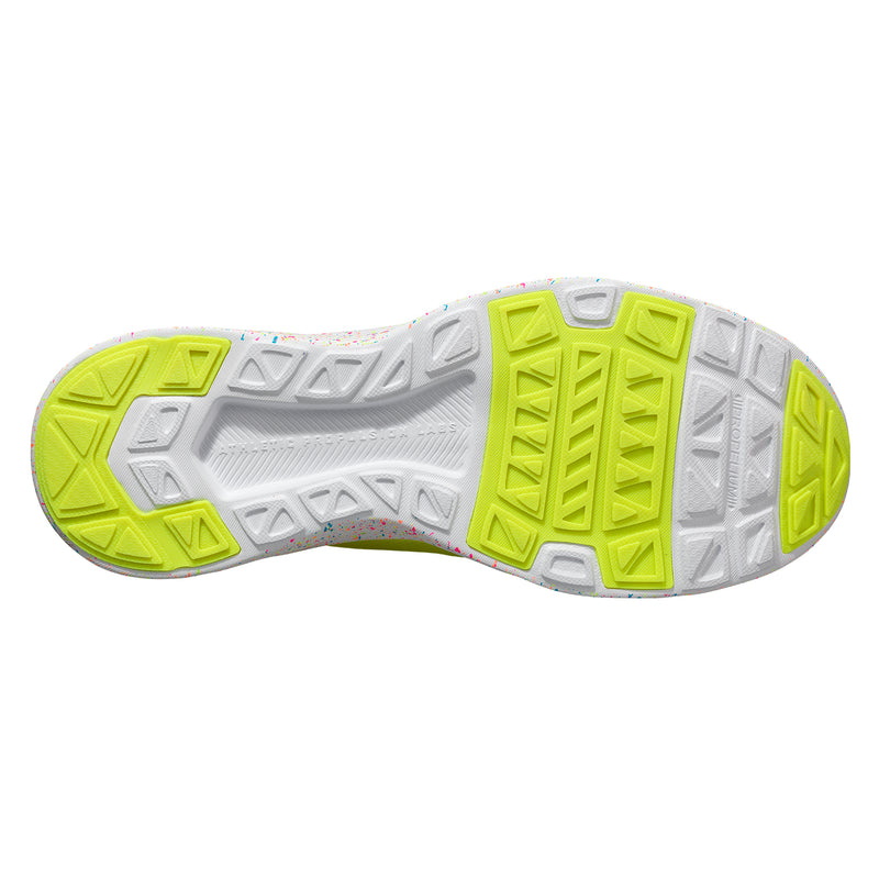 Men's TechLoom Breeze Energy / White / Speckle
