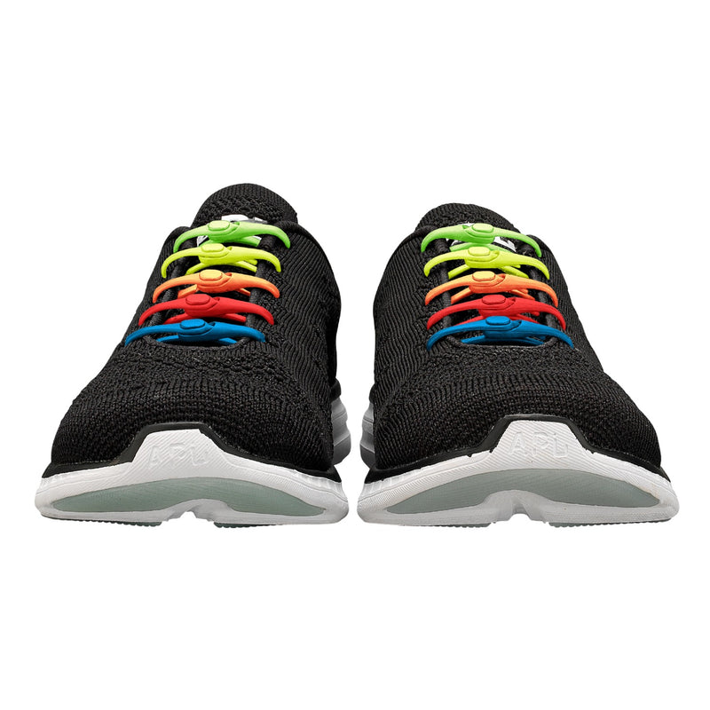 Women's TechLoom Pro (Hickies) Black / White / Multi