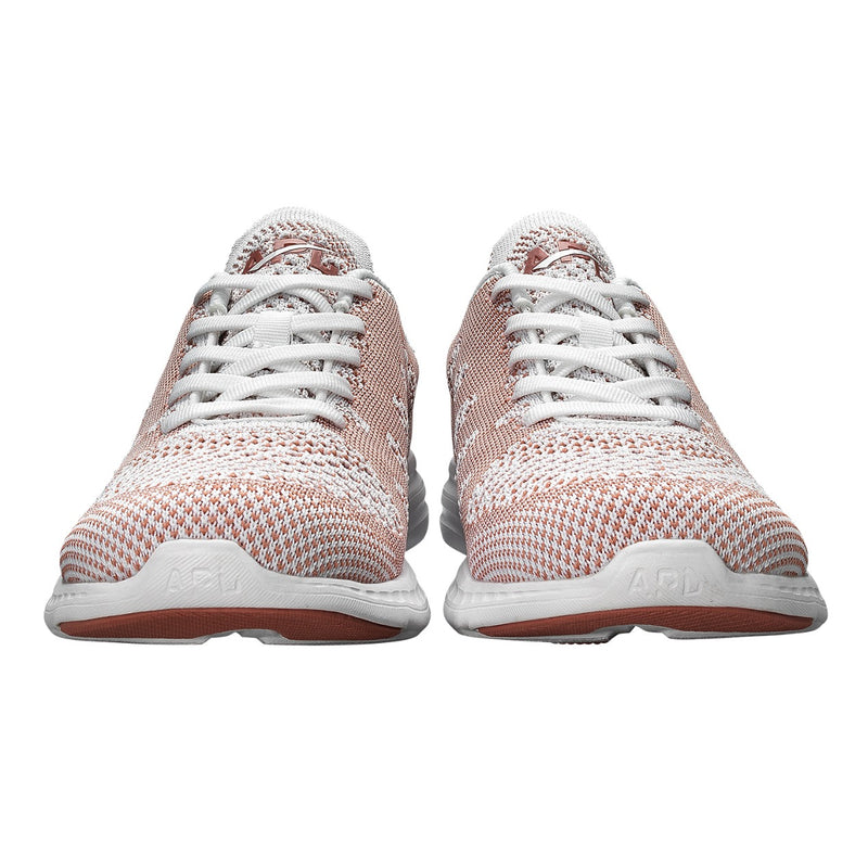 Women's TechLoom Pro White / Redwood