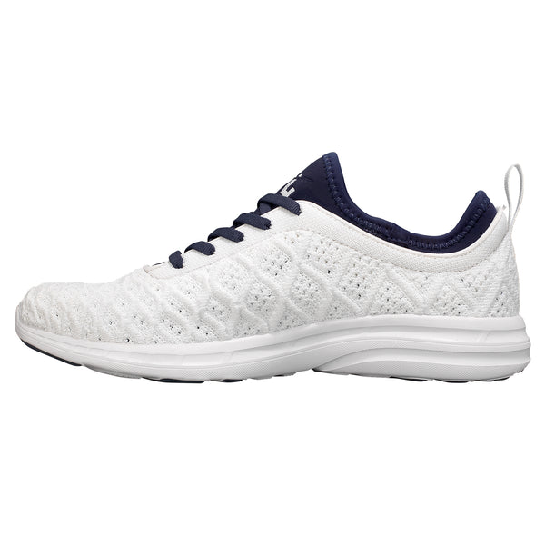 Women's TechLoom Phantom White / Navy