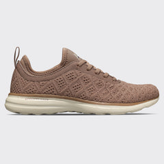 Women's TechLoom Phantom Almond / Pristine