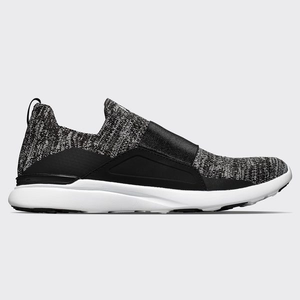 Women's TechLoom Bliss Black / White / Melange