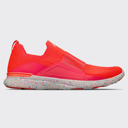 Women's TechLoom Bliss Magma / White / Speckle