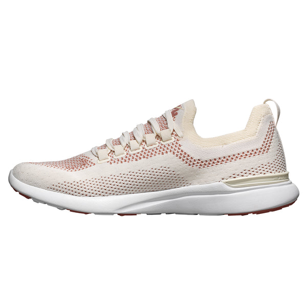 Women's TechLoom Breeze Pristine / Redwood / White